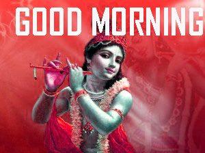 God Krishna Good Morning Pics Download