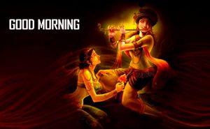 Radha Krishna Good Morning Photo Downlaod