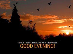 good evening images photo pics