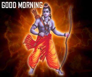 Jai Sri Ram Good Morning Photo Pics Download