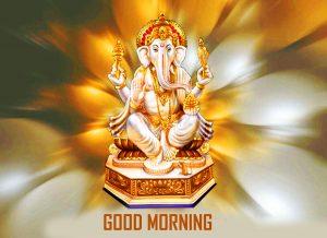 God Ganesha Good Morning Pictures Free Download