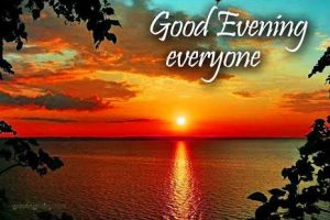 Free Good Evening Images