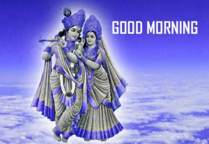 God Krishna Good Morning Photo Pics Download