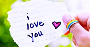 HD I love you images free download