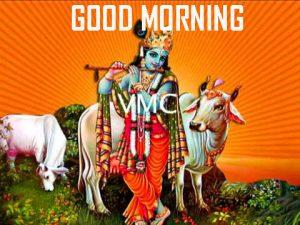God Krishna Good Morning Pics Free Download