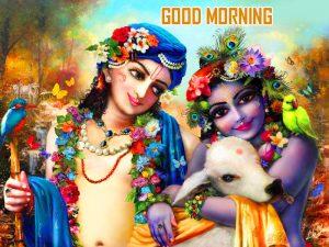 God Krishan Good Morning Photo Download