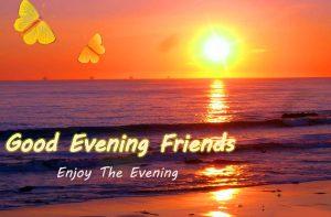 Free Good Evening Photo Wallpaper Download
