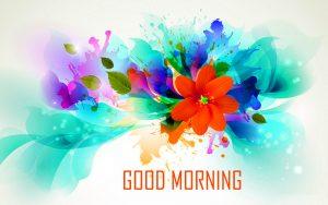 Flower Good Morning ImagesPhoto Wallpaper Pics For Whatsaap / Facebook