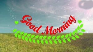 Good Morning 3D Photos Pic Download