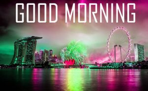 Good Morning 3D Photos Images In HD