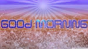 Sunrise Good Morning 3D Photos
