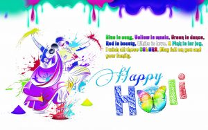 Happy Holi Images Photo Pics With Quotes