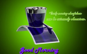 Good Morning Tea Cup Photo Pics With Quotes