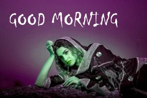 Girls Good Morning Images Wallpaper HD Download