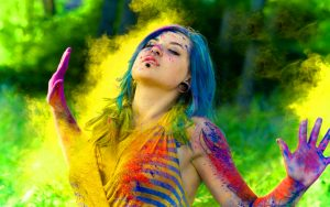 Beautiful Holi Wishes Images Wallpaper