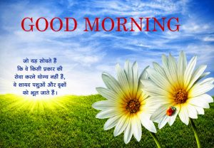 Good Morning Images Photo Pictures For Her Download In HD Hindi Quotes