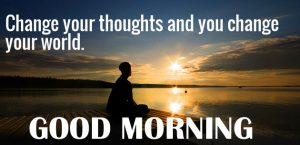 Good Morning Thoughts Images Pics For facebook Cover