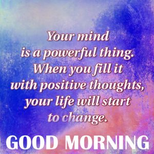Good Morning Thoughts Images In English For Facebook