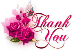 Thank You Images Wallpaper With Flower