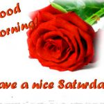 Saturday Good Morning Images Pics Download