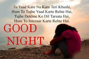 Hindi Good Night Images Pics Wallpaper HD Download