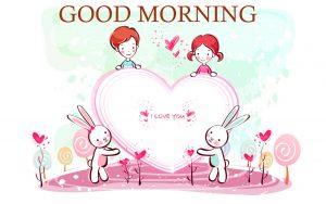 Boyfriend Romantic Good Morning Images Photo Download