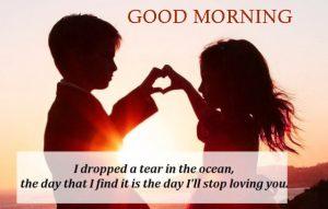 Boyfriend Romantic Good Morning Images Free Download