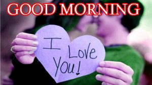 Boyfriend Romantic Good Morning Images Wallpaper Download