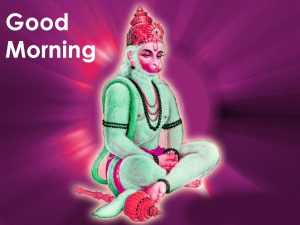 Hanuman Ji Good Morning Images Photo Pictures Free Download