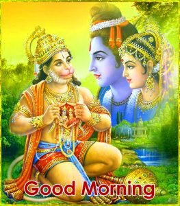 Hanuman Ji Good Morning Images Photo Pics For Whatsaap