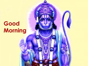 Hanuman Ji Good Morning Images Photo Pics Download for Whatsaap