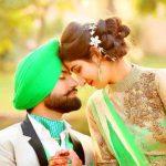 Very Sweet Punjabi Couple Pics Images