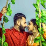 Punjabi Couple Photo for Facebook