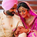 Wedding Punjabi Couple Images Download