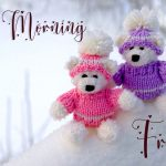 Winter Good Morning Images Pics Free for Facebook
