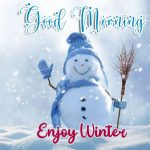 Winter Good Morning Images pics photo Download