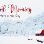 Best new Winter Good Morning Images Pics Download
