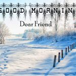 Winter Good Morning Images Photo Pics For Facebook