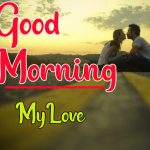 Love Couple Good Morning Wallpaper Free Download
