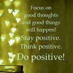 Good Thoughts Whatsapp DP images 51