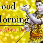 Lord Shiva Good Morning Images 19
