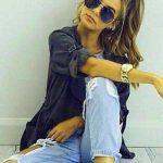 Stylish Girls Whatsapp DP Images 8