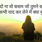 Bewafa Images With Hindi Shayari 47