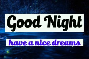 Good Night Image For Whatsapp Free Download HD