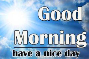 Sunshine Good Morning 18