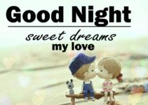 Cute Good Night Wallpaper Download 20