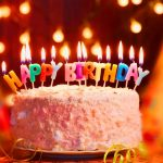 Happy Birthday Wishes Wallpaper Photo Download