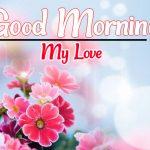 Flower Good morning Photo for Facebook