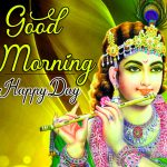 Krishna God Good Morning Wishes Images