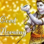 Lord Shiva God Good Morning Pics Images